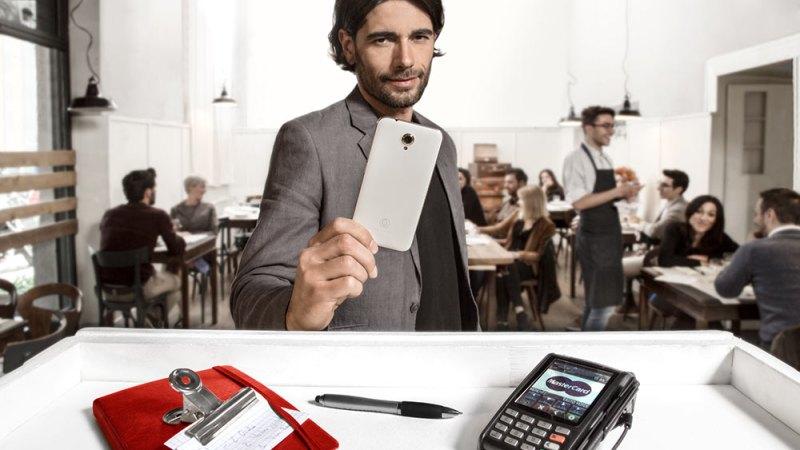 Vodafone Pay, la semplicità di pagare con il tuo Smartphone