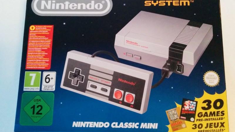 Nintendo NES Mini, il Ritorno del figliol prodigo