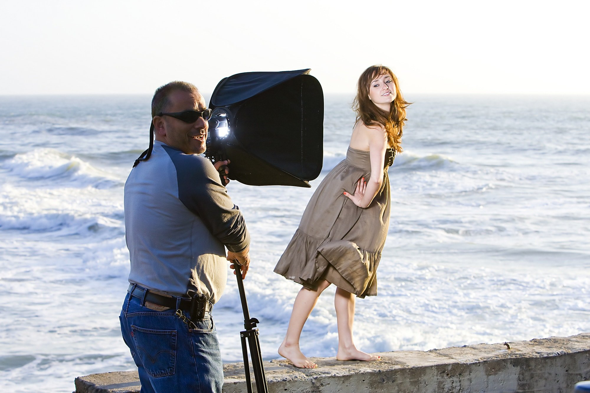 What Are the Differences Between On-Location and Studio Photo Shoots?
