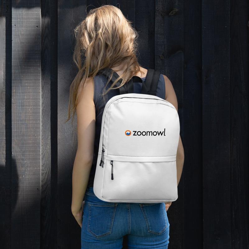 Image 1j.8. ZoomOwl backpack mockup view