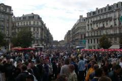 Braderie de Lille - Rue