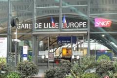 Gare Lille Europe