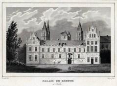 """Copyright : """"Bibliothèque Municipale de Lille, carton 29, 25"""". / Palais Rihour"""