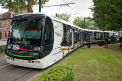 Tramway Mongy - Nouvelle version 2014
