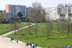 Copyright : Zoom Sur Lille / Parc Matisse