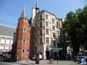 Visites guidées (Beffroi, City Tour, Grande Guerre…) de l'Office de Tourisme de Lille du 22 au 29 juin 2016