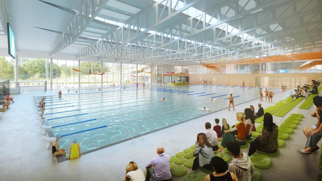 Une nouvelle piscine  Lille en 2021  Zoom Sur Lille