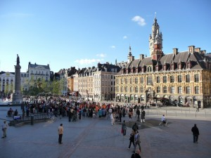 Inauguration Grand'Place