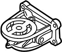 Mazda 3 Oil. Filter. Engine. (Front). Trans, LITER, Hsng