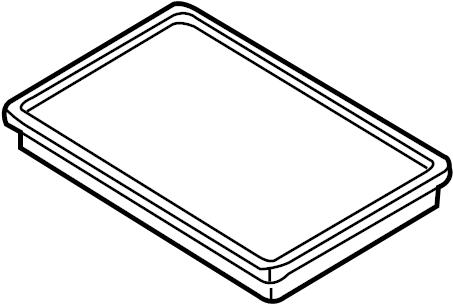 Mazda CX-9 Air Filter. 3.7 LITER. CX-9. Mazda6; 3.7L