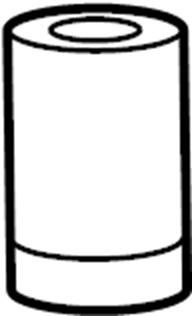 Mazda B3000 Engine Oil Filter. Oil. Filter. Cartridge