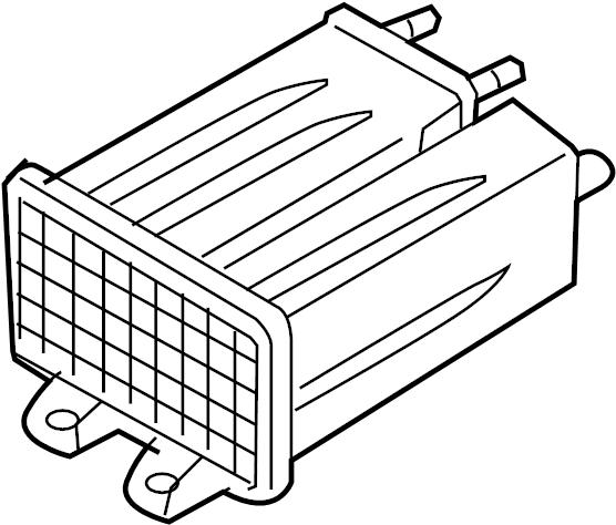 Mazda 5 Vapor Canister. Vapor Canister. EMISSION, System