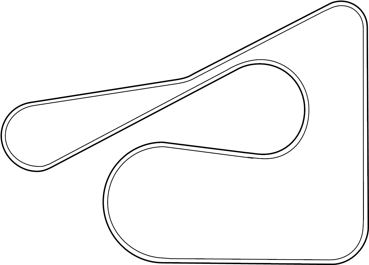Mazda 2 Serpentine Belt. Belts, Alternator, Alt