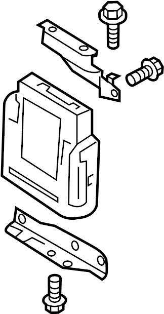 Mazda MX-5 Miata Radio Control Unit. Speaker, Tuner