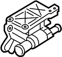 Mazda 3 Engine Coolant Outlet Flange. Engine Coolant