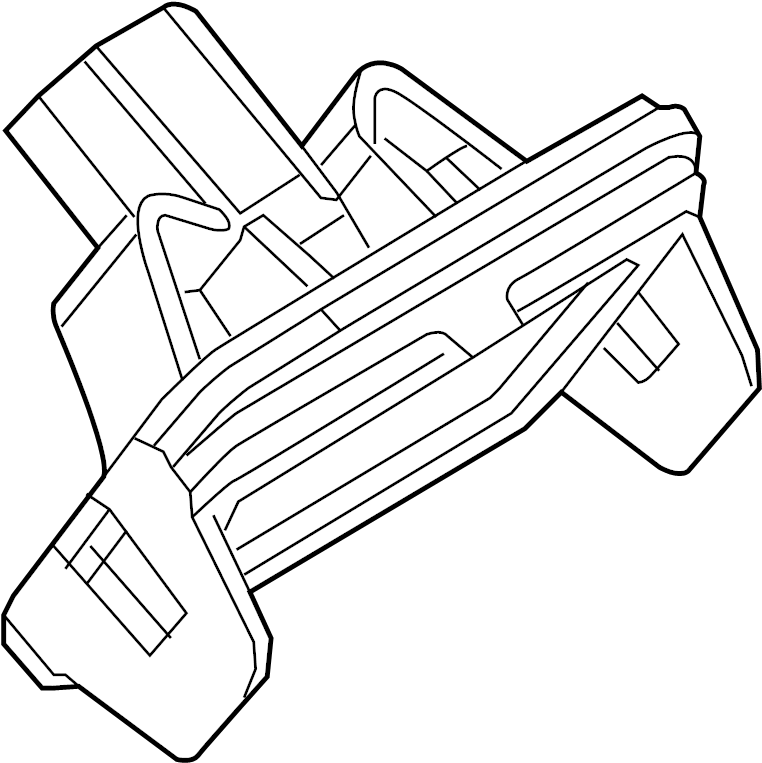 Mazda CX-5 Socket. AND AMPLIFIER; wire. LENS, LICENCE LAMP