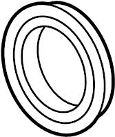 Mazda CX-7 Seal. Pinion. Differential. Oil. Transfer Case