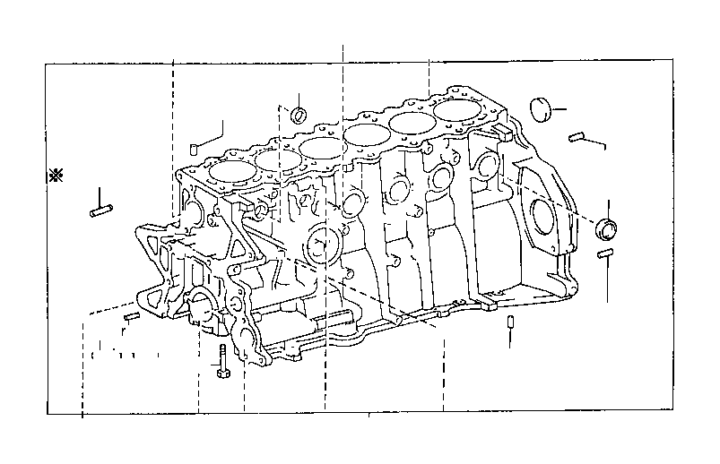 Mazda 3 Engine Long Block. Trans, California, Auto