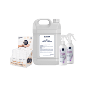 Business Surface Sanitiser Protection Pack