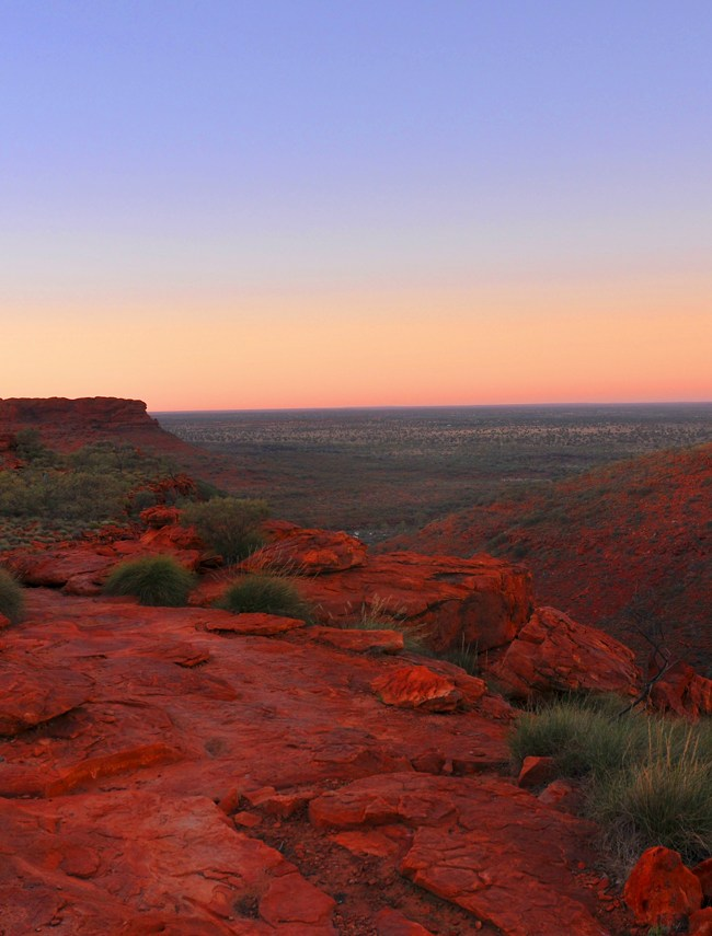 kings canyon northern territory – Australia