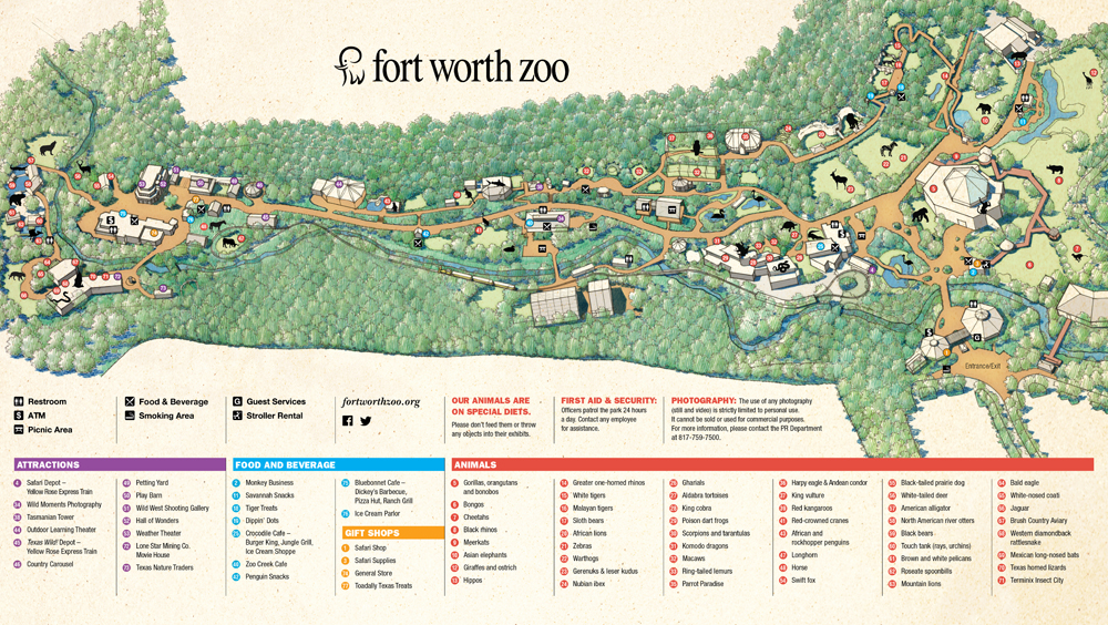 Zoos Fort Worth