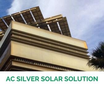 500 W AC Solar Silver Solution