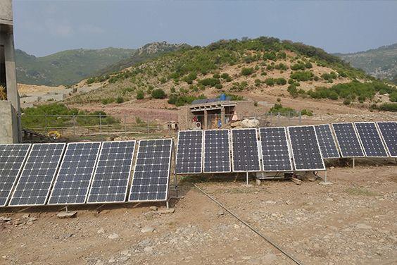 D12 Margalla Islamabad Zorays Solar