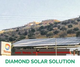 1800 W AC Diamond Solar Solution