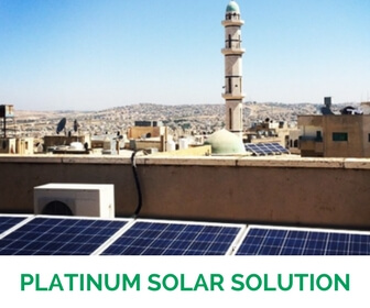 2500 W AC Platinum Solar Solution
