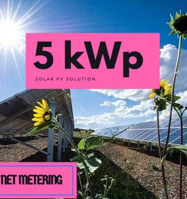 5kW-PV-Solar-Net-Metering-System