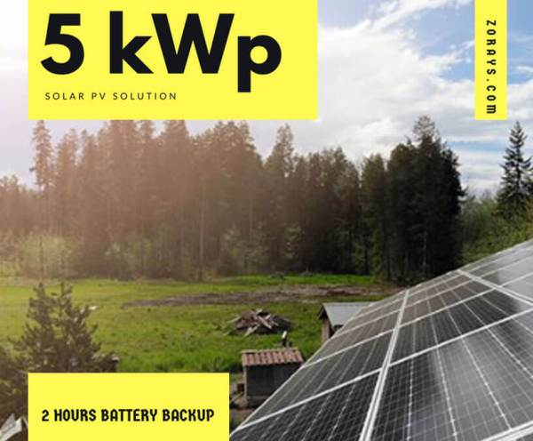 5kWp-PV-Solar-Power-System-2-Hours-Battery-Backup