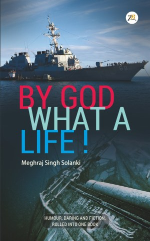 By God What a Life _Cover Design_Front