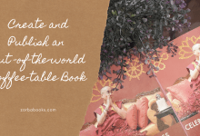 Create & Publish an Out-of-the-Box Coffee Table Book