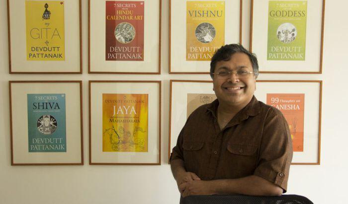 Interview with the Mythology Guru, Devdutt Pattanaik
