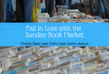 Find your Favourite Books at the Sunday Book Market