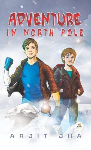 adventure story book