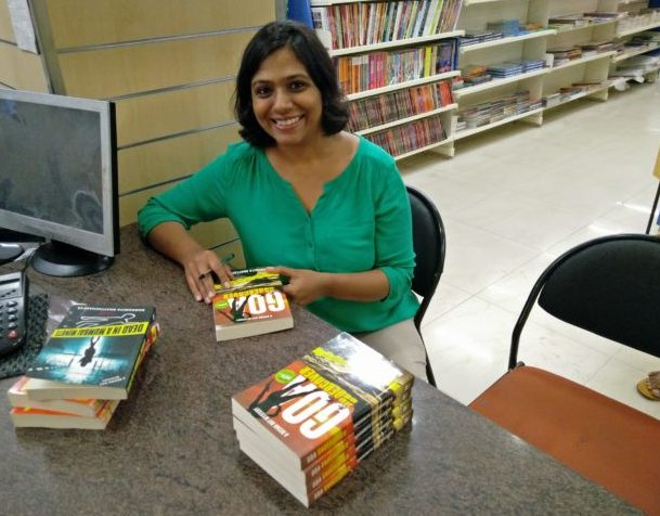 Interview with Indian Author of Crime Fiction – Madhumita Bhattacharyya