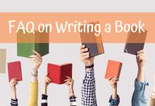 FAQ's on Writing a Book
