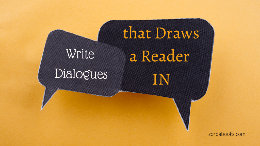 Delight the Reader, write Dialogues Using These 11 Tips