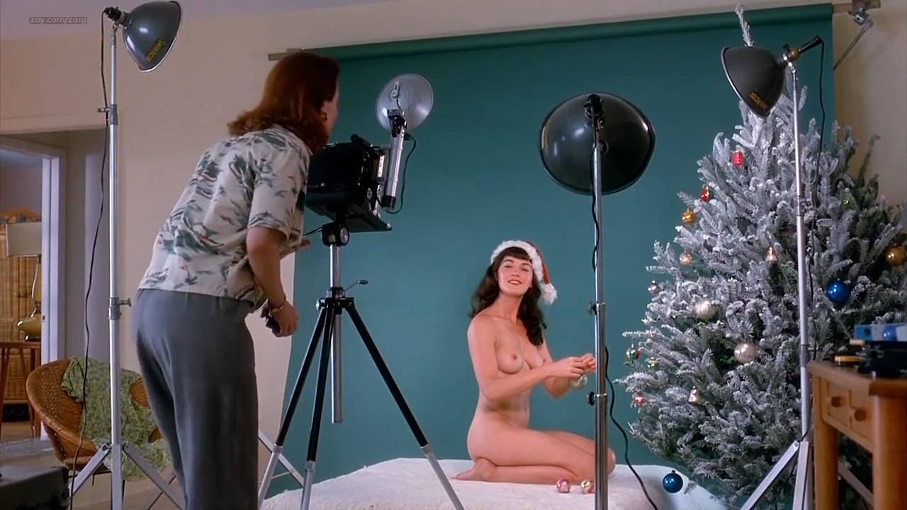 Gretchen Mol nude full frontal - The Notorious Bettie Page (2005) HD 720p (4)