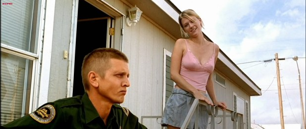 "January Jones very sexy in ""The Three Burials of Melquiades Estrada"""