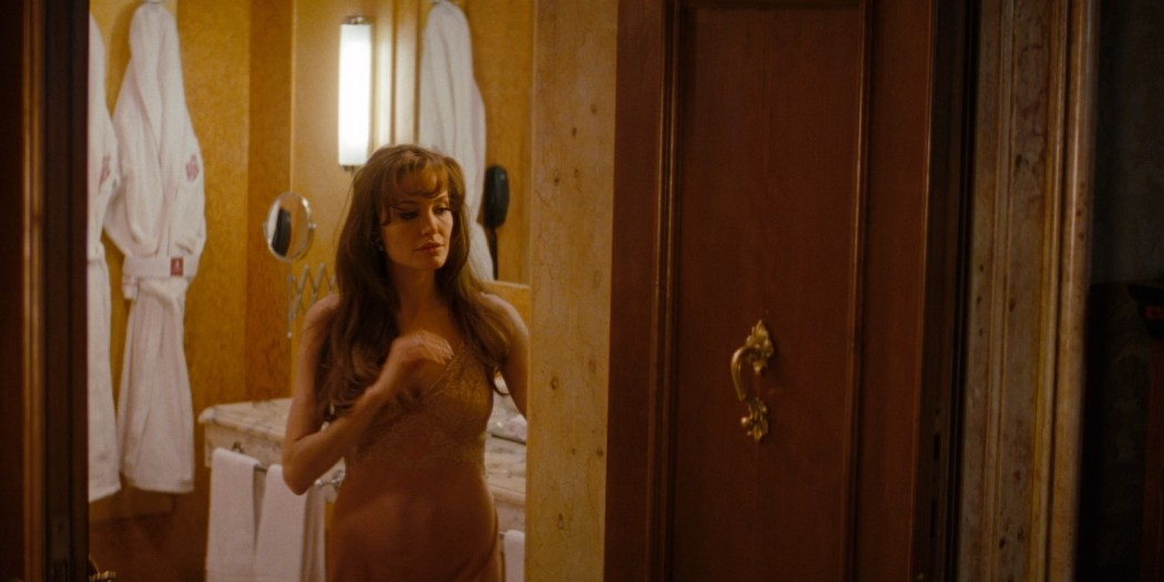 Angelina Jolie hot, sexy and see through - The Tourist (2010) hd1080p (3)