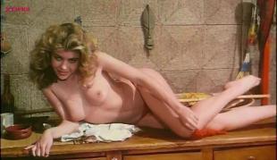 Claudia Cavalcanti and Milly D'Abbraccio all nude topless and sex - La trasgressione (1988)