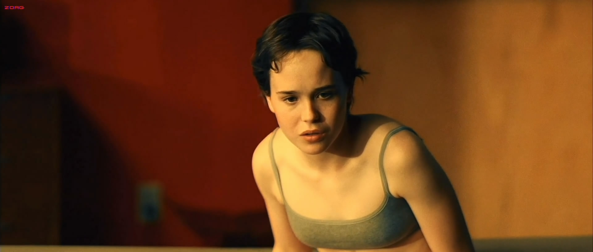 Ellen Page cute and sexy - Hard Candy (2005) HD1080p