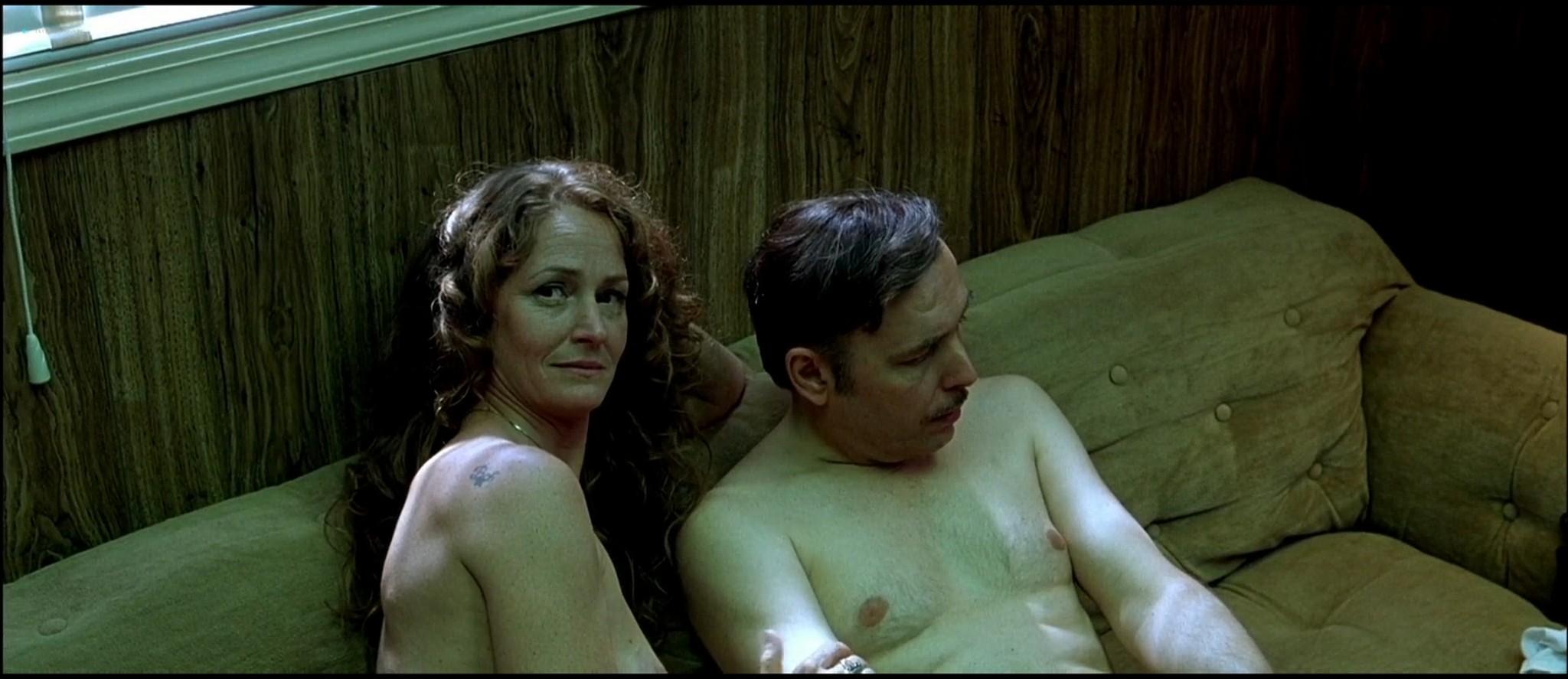 January Jones sex doggy style and Melissa Leo naked - The Three Burials of Melquiades Estrada HD 1080p BluRay (3)