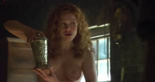 Jennie Jacques nude topless and butt - Desperate Romantics (2009) (8)