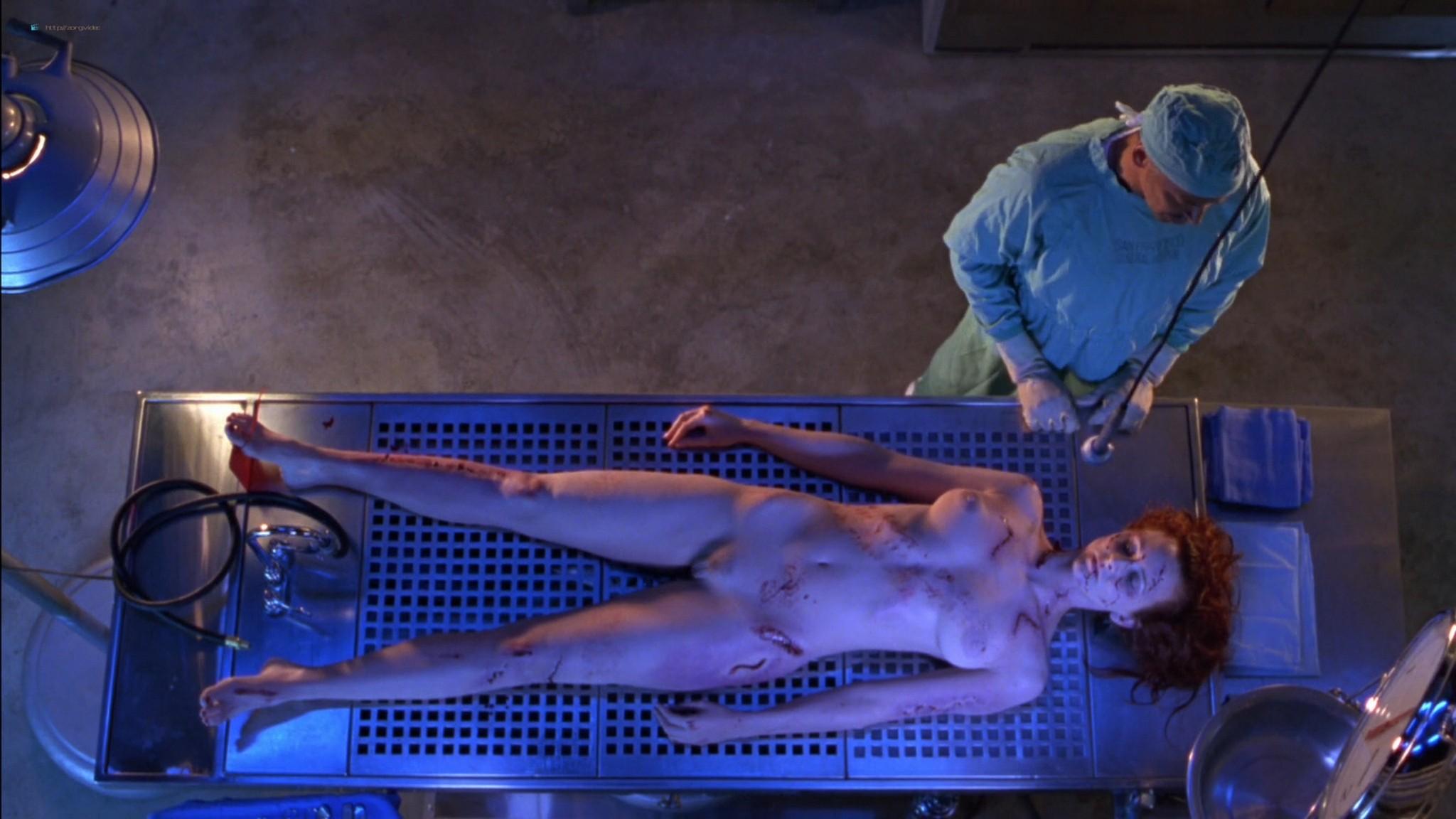 Linda Fiorentino nude Angie Everhart nude full frontal - Jade (1995) HD 1080p BluRay (11)
