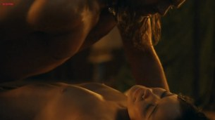 Marisa Ramirez naked and sex - Spartacus Gods of the Arena e02 HD720p