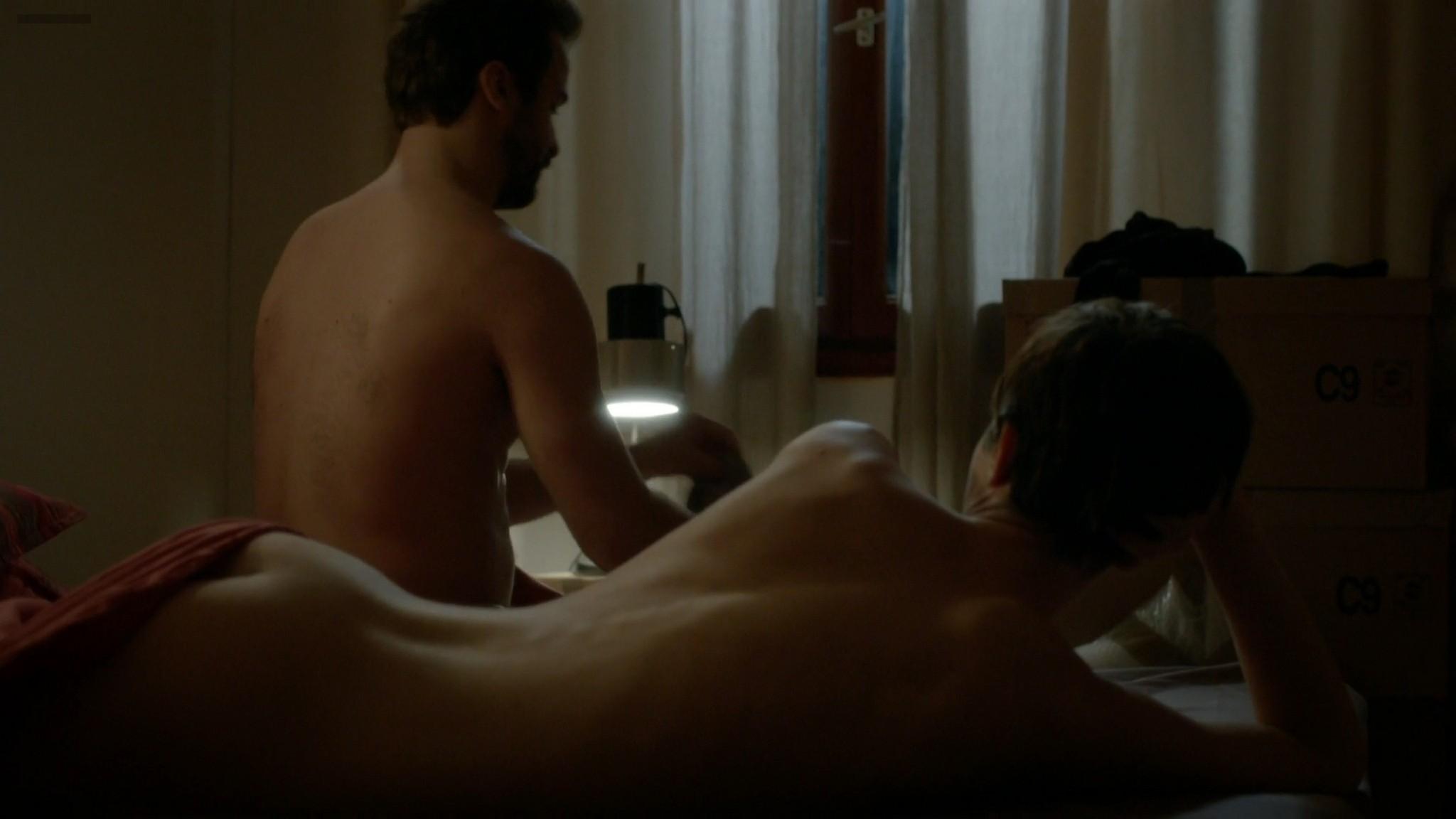 Sara Giraudeau nude sex - Le Bureau des Legendes (FR-2015) s1 HD 1080p (1)