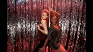Shanola Hampton nude, Emmy Rossum pole dance Laura Wiggins sex - Shameless (US-2011) s1e5 HD 720p